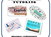 English Tutoring/Tuition