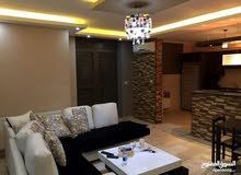 لللايجار شقة مفروشة سوبر ديلوكس في منطقة خلدا 3 نوم مساحة 150 م²