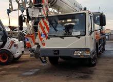 ونش كرين موديل 2012 Mobile Crane 2012 for sale