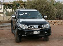 Manual Black Mitsubishi 2016 for sale