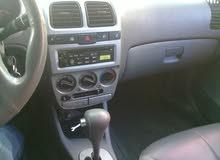 Hyundai Verna 2005 For sale - White color