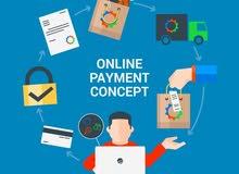 فيزانت للدفع والشراء عبر الانترنت