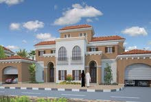 ارض مخصصة لبناء فيلا على بعد 15 دقيقة مم وسط دبي