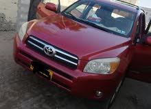 Gasoline Fuel/Power   Toyota RAV 4 2007