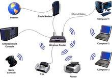 Computer WiFi Technician Router Extender Booster IT Support 0556789741 Du Etisalat