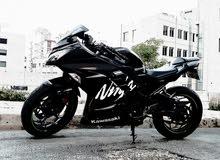 Kawasaki motorbike for sale made in 2017