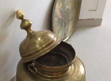 بيع مبخرة عثمانية نحاسية نادرة