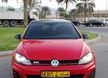 Volkswagen Golf 2016 For sale - Red color
