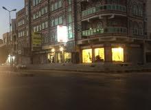 عمارة 11 لبنة 12 فتحة 14 شقة على شارعين شارع ايران الرئيسي وشارع فرعي حر