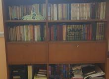 مكتبة صاج للبيع