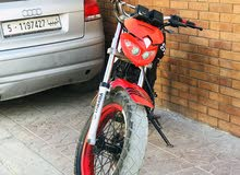 Used Yamaha motorbike made in 2011 for sale