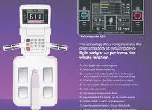 جهاز تحليل مكونات الجسم - Body composition analyzer ioi 35