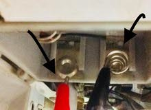 جهاز لتشغيل السخان الغاز بدون الحاجه الي البطاريات المكلفه للبيع  جديد