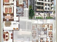 شقةاستلام فورى  للبيع بالتقسيط 197 م مميزة بالتجمع الخامس  خطوات لشارع التسعين