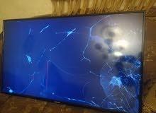 شاشة 50 بوصة جي غارد مكسورة