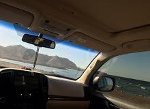 سياره مع السايق فوريل للسياحه  4w land cruizer car for tourists services with driver