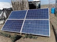 كافة مستلزمات الطاقة الشمسية وتركيب