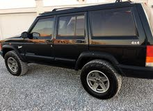 For sale 1998 Black Cherokee