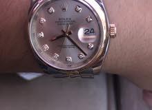 ساعة رولكس Date just موديل 2008