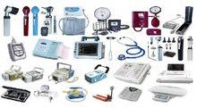 مطلوب  (مهندس _ فني ) اجهزه ومعدات طبية