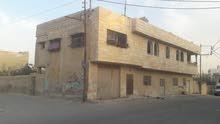 منزل للبيع المساحه كامله 900 م الزرقاء الرصيفه الجبل الشمالي خلف دفاع المدني