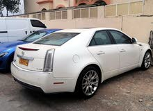 For sale 2009 White CTS