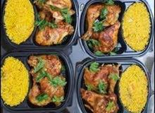 وجبات شهر رمضان المبارك للمصانع والشركات والجمعيات واقامة الحفلات