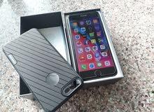 ايفون 8 بلس وكاله (64 جيجا) للبيع ويمكن البدل