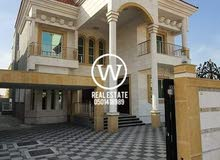 Villas in Ajman and consists of: 5 Bedrooms Rooms and 5+ Bathrooms Bathrooms is available for sale