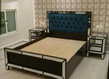غرف نوم نفرين جاهز وتفصيل حسب الطلب جميع المودلات والالوان المقاسات