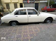 Peugeot 504 1977 For sale - White color
