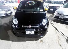 Fiat 500 2015 For sale - Black color