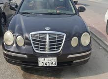 Kia Opirus 2004 For sale - Black color