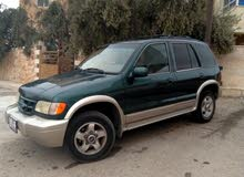 Gasoline Fuel/Power   Kia Sportage 2001