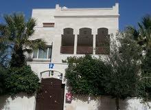 شقه مفروشه فوق فيﻻ بضاحية الرشيد. شارع الوفاق