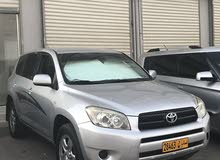 Used condition Toyota RAV 4 2007 with +200,000 km mileage