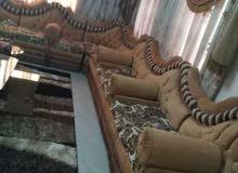 مجلس عربي على الخشب
