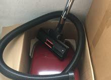 مكنسة كهربائية نوع Pamasoig  جديدة غير مستعملة للبيع بسعر ممتاز