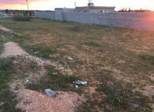 قطعة ارض في شارع المطل