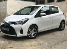 Used Toyota Yaris for sale in Amman