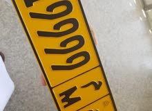 لوحة مركبه للبيع 19999