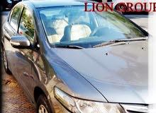 Gasoline Fuel/Power car for rent - Honda City 2013
