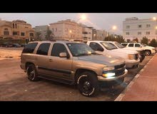 Chevrolet Tahoe 2002 For sale - Gold color