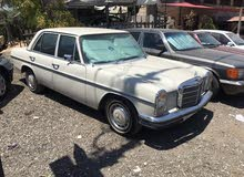 Available for sale!  km mileage Mercedes Benz E 190 Older than 1970
