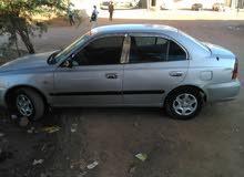 Hyundai Accent in Khartoum