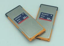 Sony 32GB SxS-1 (G1B) Memory Card كرت ميمري