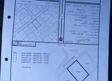 أرض 600م سكنية للبيع في مسقط العامرات /مدينة النهضة