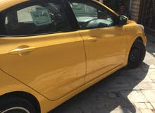 For sale 2014 Yellow Accent