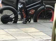 دراجة كهربائية بقوة 5000 واط