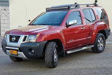Nissan Xterra 2012 Off road